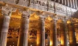 Mumbai to Ajanta Ellora Taxi Service, book cab, car rental, rent a car